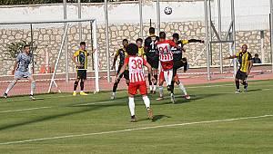 Karaman Belediyespor son dakikada yediği golle 1 puana razı oldu