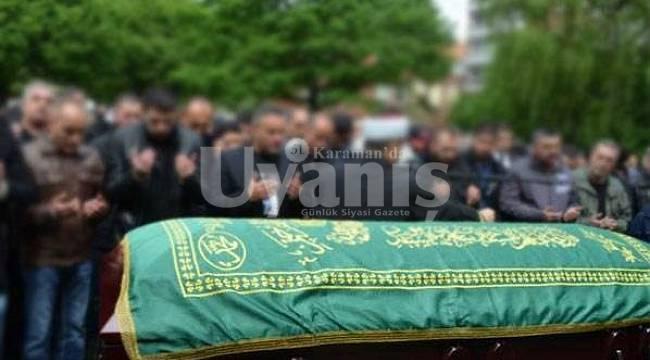 Karaman'da bugün (15.09.2020) 3 hemşehrimiz hayatını kaybetti