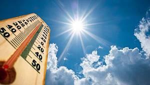 Karaman'da hava sıcaklıkları düşüyor