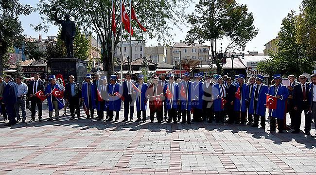 Karaman'da İlin Ahisi Kalfası ve Çırağı belli oldu