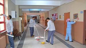 Karaman'da Okullara Temizlik ve Güvenlik Görevlisi Alınacak