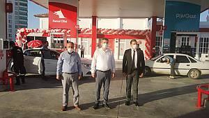 Karaman'da Yurtsever Petrol 6. şubesini 'Petrol Ofisi' bayisi olarak açtı