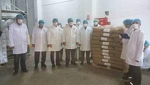 Karaman'dan Çin'e peynir altı suyu tozu ihracatları başladı