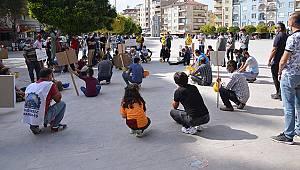 Maden işçileri haklarını almak için Ankara'ya yürüyor