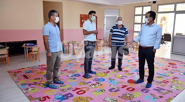 Melek Hatun Anaokulu, Temizliğini Okulum Temiz Belgesiyle Tescilledi