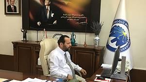 Rektör Akgül, Uluslararası Doğu Akdeniz Konferansına katıldı