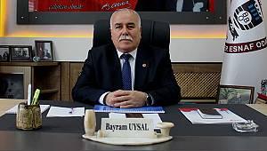 """Uysal: """"Uyanış Gazetesi'nin 53. Kuruluş Yılı Kutlu Olsun"""""""