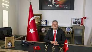 Ermenek belediye başkanı Zorlu: Muhtarlarımız, halkımızın sıkıntı ve taleplerini rahatlıkla ilettikleri temsilcilerdir