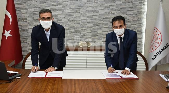 Geleceğe Nefes Olacak protokolün imzaları atıldı