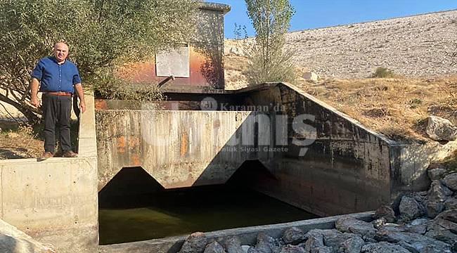 İbrala Baraj sahasındaki çiftçilere müjdeli haber