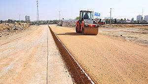 Karaman Belediyesinin çalışmaları farklı bölgelerde devam ediyor