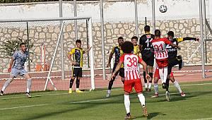 Karaman Belediyespor galibiyet için sahaya çıkıyor
