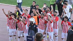 Karaman Belediyespor Gol Oldu Yağdı: 5-1