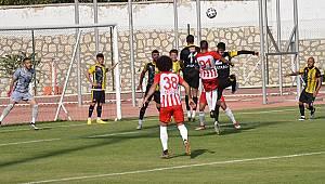 Karaman Belediyespor oynadı, Kestelspor kazandı 2-0