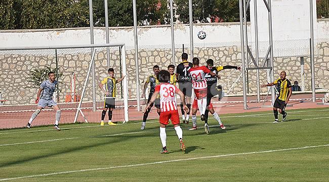 Karaman Belediyespor'un bu hafta sonu maçı yok, haftaya 2 maç