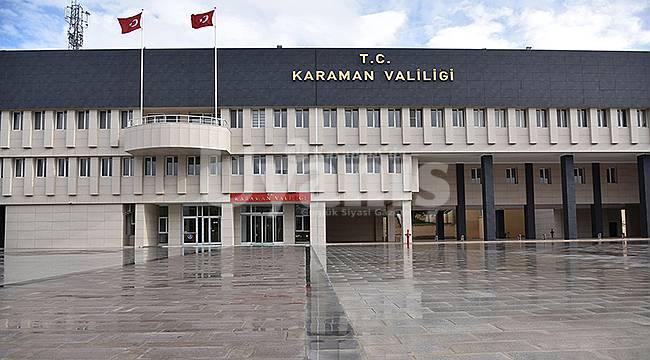 Karaman'da 1 Aralık'a kadar tüm etkinlikler yasaklandı