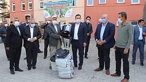 Karaman'da elmada hasat kayıplarına son