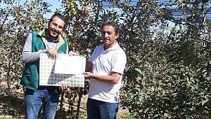 Karaman'da entegre kontrollü ürün yönetimi uygulamaları sürüyor