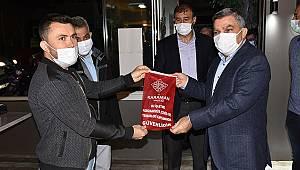 Karaman'da esnaf ve işletme sahipleri ödüllendirildi