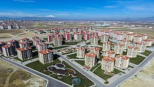 Karaman'da eylül ayında 275 konut satıldı