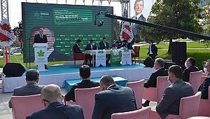 Karaman'da Gelecek Partisi 1. Olağan Kongresi yapıldı