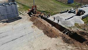 Karaman'da kanalizasyon hatlarının yapımı tamamlandı