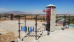Karaman'da macera parkı yakında açılıyor