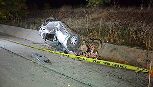 Karaman'da son 3 ayda 232 kaza meydana geldi