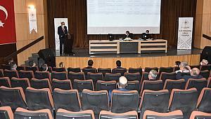 Karaman'da toplam 228 adet proje üzerinde çalışılıyor