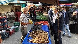 Karaman İl Hıfzıssıhha Kurulu'ndan cumartesi pazarıyla ilgili yeni karar