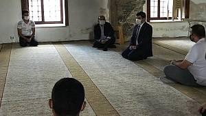 Kaymakam Çıkrık, Camiler Ve Din Görevlileri haftası programına katıldı