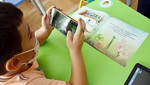 Masallar 3 boyutlu olarak artık tablet ve cep telefonlarında