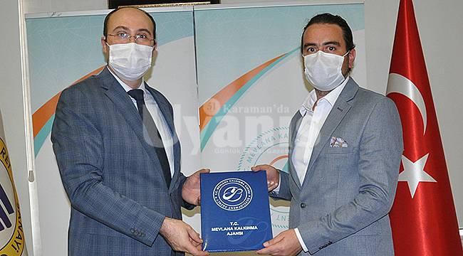 MEVKA, Karaman mermer sektörünü masaya yatırdı