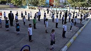 Okullarda Yüz Yüze Eğitimin 2. etabı başladı