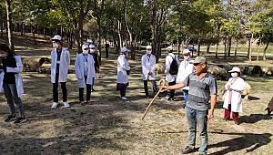Özel gereksinimli öğrencilerin tarım ve doğa uygulamaları projesi sona erdi