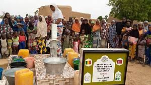 Şehit PÖH Hakan Yılmaz Su Kuyusu Tamamlandı