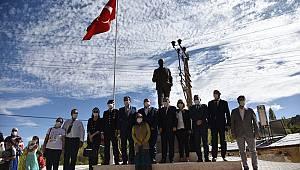 Taşkale Köyünde Cumhuriyet Bayramını Kutladı
