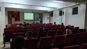 YÖGEP Ekim Ayı Çalışmasında Protokol ve Resmi Yazışma Kuralları Anlatıldı