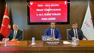 Karaman Belediyespor'un Ziraat Türkiye kupasındaki rakibi belli oldu