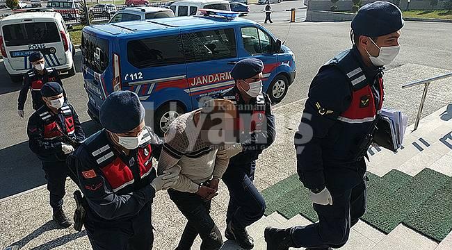 8 ayrı hırsızlık suçundan aranan şüpheli yakalandı