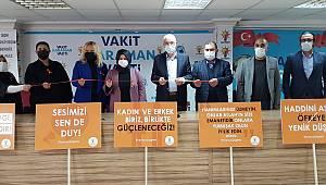 Ak Parti, Kadına Yönelik Şiddete Turuncu Çizgi Çekti