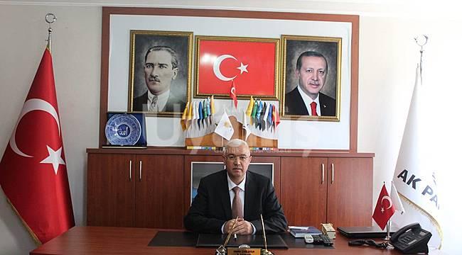 AK Parti'nin İl Kongresi 14 Kasım'da Yapılacak