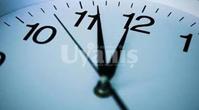 Karaman'da Bazı Kamu Kuruluşlarında Mesai Saatleri Yeniden Düzenlendi