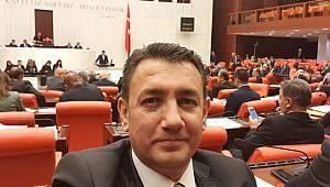 CHP Karaman Milletvekili Ünver: Bizim Bitmeyen Bir Aşkımız Var!