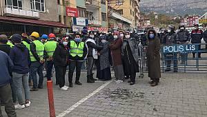 """Ermenek Kaymakamlığı: """"Sıkıyönetim ilan edildiği iddiası gerçekleri yansıtmamaktadır"""""""