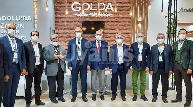Golda Gıda A.Ş. Yeni Ürün Gamını Expo 2020'de Tanıttı