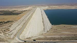 İbrala Barajında İyileştirme Çalışmaları Devam Ediyor