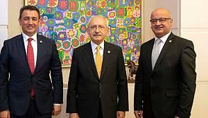 Karaman, CHP Genel Başkanı Kılıçdaroğlu'nun Gündemindeydi