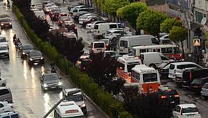 Karaman'da araç sayısı bir yılda 1492 arttı