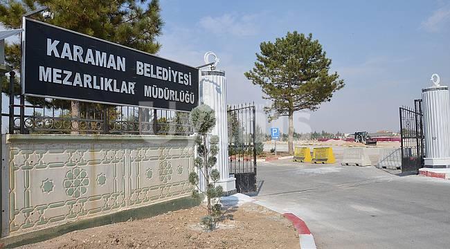 Karaman'da bugün 9 hemşehrimiz vefat etti